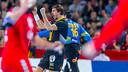 Viran Morros, uno de los seis blaugranas en semis / FOTO: Sascha Klahn-EHF