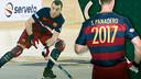 Sergi Panadero seguirà al Barça Lassa una temporada més.