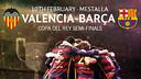 Valencia v FC Barcelona Tickets