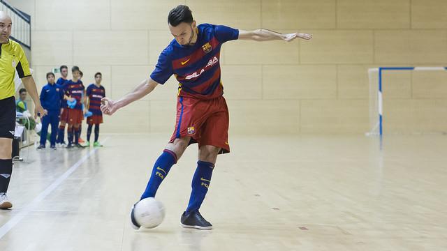 El Juvenil blaugrana continúa líder después del partido del fin de semana