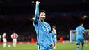 Leo Messi a délivré le Barça face à Arsenal / MIGUEL RUIZ - FCB