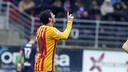 Leo Messi a signé un doublé / MIGUEL RUIZ - FCB