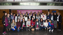 Around fifty members came along to work on how to promote women's sport / ÀLEX CAPARRÓS.