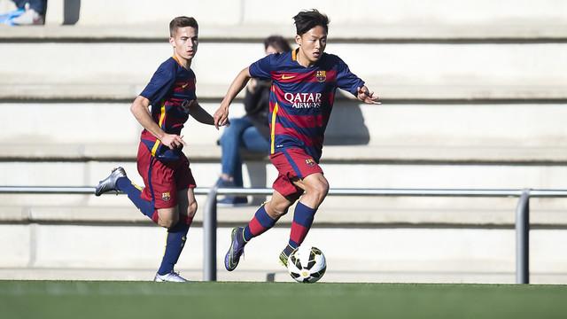 En directo, el partido del Juvenil A contra el RCD Espanyol