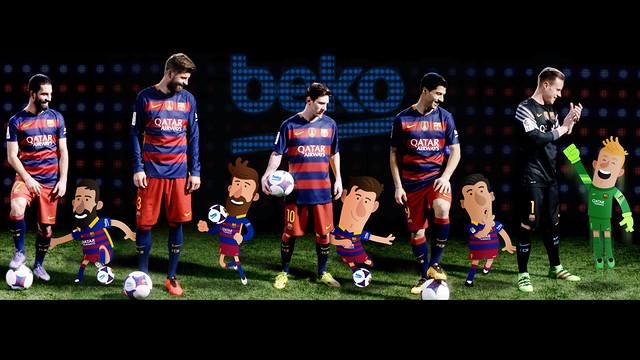 'Official Partner of Play', nueva campaña mundial de Beko con el FC Barcelona
