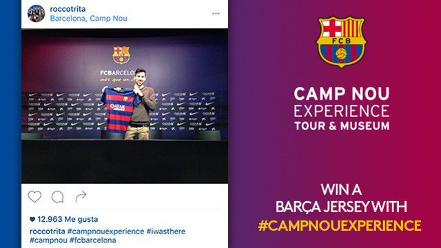 The winner of the competition for March / FCB