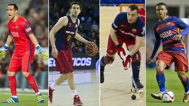 There's a lot happening at Barça on April 9 and 10 / FCB