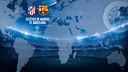 Horaris internacionals de l'Atlètic-Barça / FCB