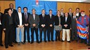 Pau Vilanova at lles Balears Supporters Clubs Meeting / Toni Moya