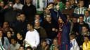 Leo Messi celebrates his historic goal at Betis in 2012 / MIGUEL RUIZ - FCB