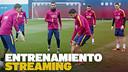 Streaming entrenamiento 29/04/16 ESP
