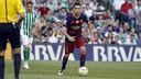 Sergio Busquets in action against Betis / MIGUEL RUIZ - FCB