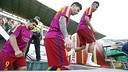 The trident / MIGUEL RUIZ - FCB