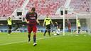 Dani Romera celebrates his goal against Eldense / VICTOR SALGADO - FCB
