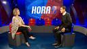 Gerard López, en el plató del Hora B de Barça TV / PACO LARGO - FCB