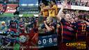 Les 10 meilleurs moments de la Liga du FC Barcelone, en images / FCB