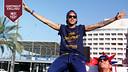 Neymar Jr celebració Lliga contingut exclusiu