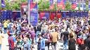 There has been fun, fun and more fun all day in the Fan Zone / CRISTINA GONZALEZ - FCB