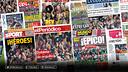 Las portadas del día, con el Barça como protagonista / FCB
