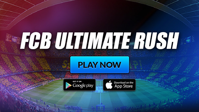 FCB Ultimate Rush app
